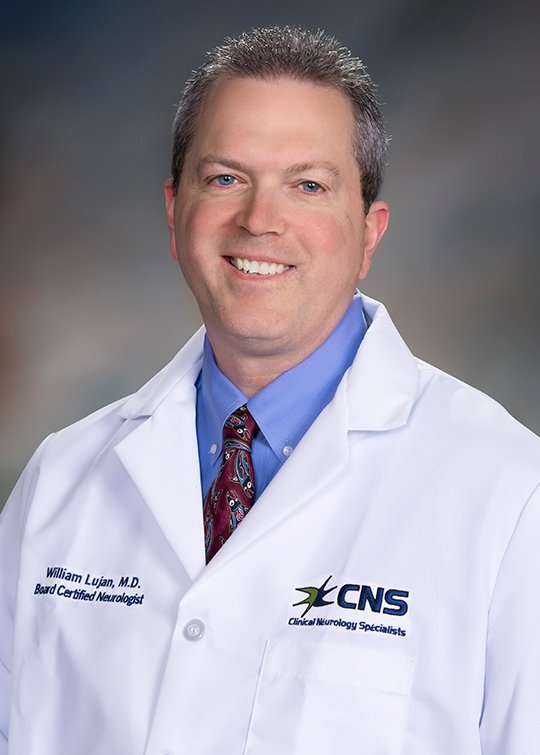 Las Vegas Neurologist William Lujan MD