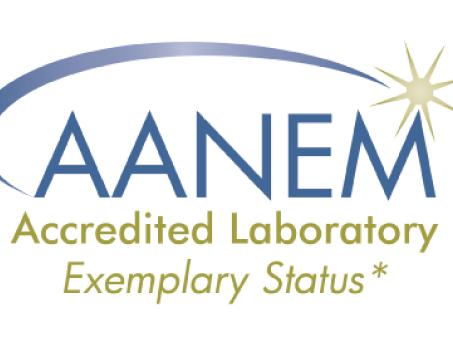 AANEM Accredited EDX Lab
